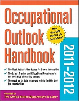 Book Occupational Outlook Handbook 2011-2012 by U.s. Department Of Labor