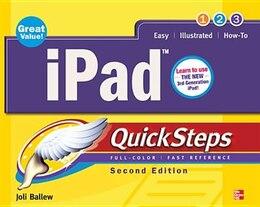 Book iPad 2 QuickSteps by Joli Ballew