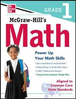 Book McGraw-Hill Math Grade 1 by McGraw-Hill Education