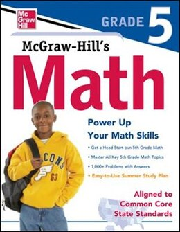 Book McGraw-Hill Math Grade 5 by McGraw-Hill Education