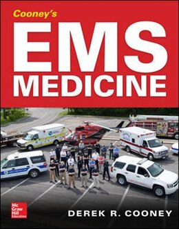 Book EMS Medicine by Derek Cooney