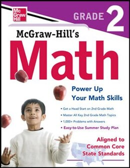 Book McGraw-Hill Math Grade 2 by McGraw-Hill Education