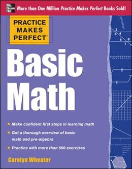 Book Practice Makes Perfect Basic Math by Carolyn Wheater