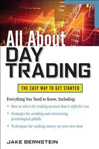 Book All About Day Trading by Jake Bernstein