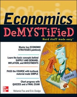 Book Economics DeMYSTiFieD by Melanie Fox