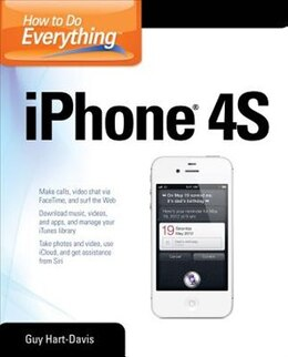 Book How to Do Everything iPhone 4S by Guy Hart-Davis