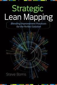 Book Strategic Lean Mapping by Steve Borris
