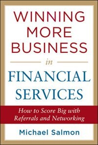 Book Winning More Business in Financial Services by Michael Salmon