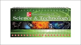 Book McGraw-Hill Encyclopedia of Science and Technology Volumes 1-20 11th Edition by McGraw-Hill Education