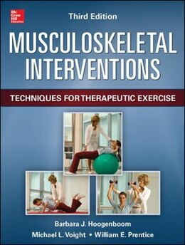 Book Musculoskeletal Interventions 3/E by Barbara Hoogenboom