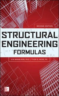 Book Structural Engineering Formulas, Second Edition by Ilya Mikhelson