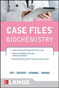 Book Case Files Biochemistry 3/e by Eugene Toy