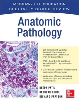 Book McGraw-Hill Specialty Board Review Anatomic Pathology by Deepa Patil