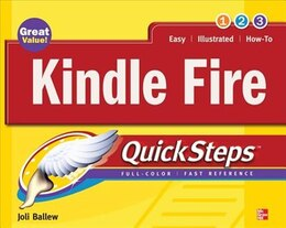 Book Kindle Fire QuickSteps by Joli Ballew