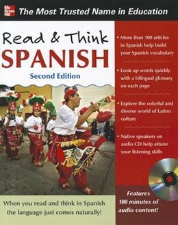 Book Read and Think Spanish, 2nd Edition by The Editors of Think Spanish
