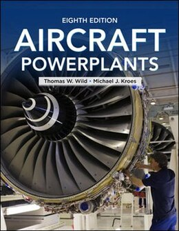 Book Aircraft Powerplants, Eighth Edition by Thomas Wild