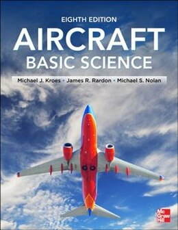 Book Aircraft Basic Science, Eighth Edition by Michael Kroes