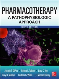 Book Pharmacotherapy A Pathophysiologic Approach 9/E by Joseph T. Dipiro