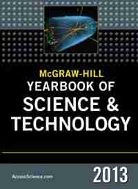 McGraw-Hill Yearbook of Science and Technology 2013 by McGraw-Hill Education