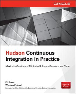 Book Hudson Continuous Integration in Practice by Ed Burns