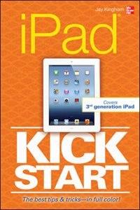 Book iPad Kickstart by Jay Kinghorn
