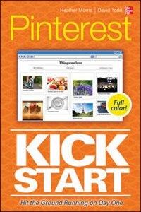 Book Pinterest Kickstart by Heather Morris