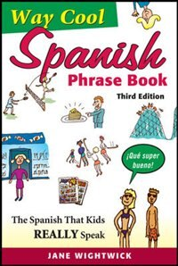 Book Way-Cool Spanish Phrasebook by Jane Wightwick