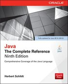 Java: The Complete Reference, Ninth Edition: The Complete Reference