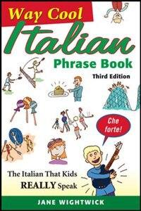 Book Way-Cool Italian Phrase Book by Jane Wightwick