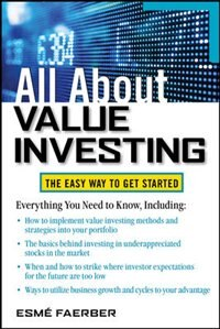 Book All About Value Investing by Esme Faerber