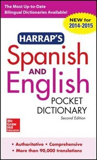 Book Harrap's Spanish and English Pocket Dictionary by Harrap's