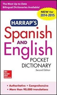 Harrap's Spanish and English Pocket Dictionary