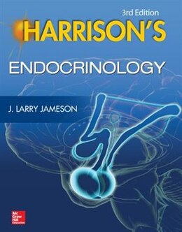 Book Harrison's Endocrinology, 3E by J. Larry Jameson