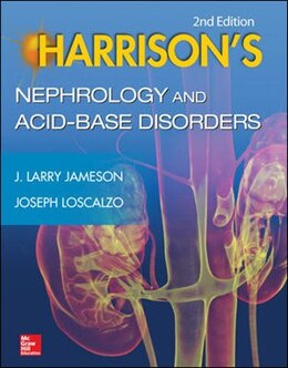 Book Harrison's Nephrology and Acid-Base Disorders, 2e by J. Larry Jameson