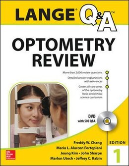 Book Lange Q&A Optometry Review: Basic and Clinical Sciences by Freddy W. Chang