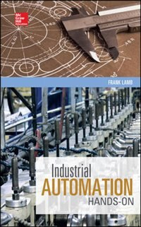 Book Industrial Automation: Hands On by Frank Lamb