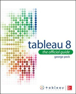 Book Tableau 8: The Official Guide by George Peck
