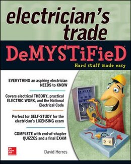 Book The Electrician's Trade Demystified by David Herres