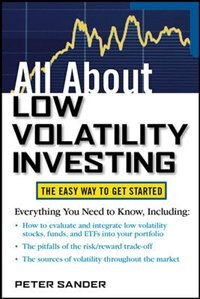 Book All About Low Volatility Investing by Peter Sander