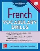 French Vocabulary Drills