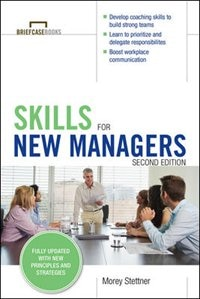 Skills for New Managers