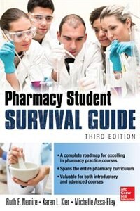 Book Pharmacy Student Survival Guide, 3E by Ruth Nemire