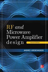 Book RF and Microwave Power Amplifier Design, Second Edition by Andrei Grebennikov
