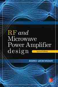 RF and Microwave Power Amplifier Design, Second Edition by Andrei Grebennikov