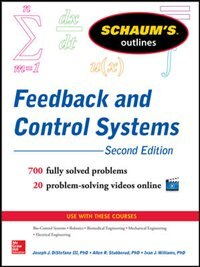 Book Schaum's Outline of Feedback and Control Systems, 2nd Edition by Joseph Distefano