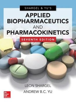 Book Applied Biopharmaceutics & Pharmacokinetics, Seventh Edition by Leon Shargel