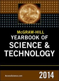 Book McGraw-Hill Education Yearbook of Science and Technology 2014 by Editors of McGraw-Hill Education