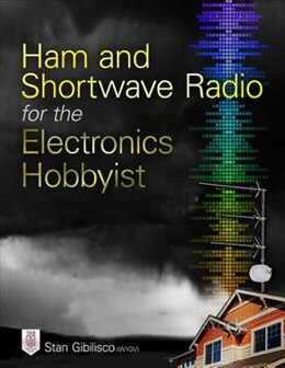 Book Ham and Shortwave Radio for the Electronics Hobbyist by Stan Gibilisco