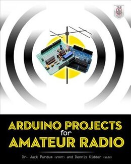 Book Arduino Projects for Amateur Radio by Jack Purdum
