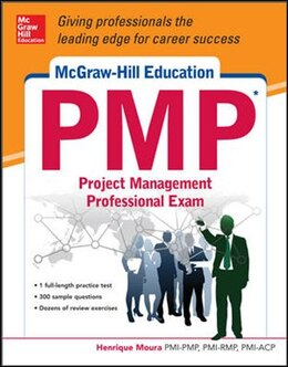 Book McGraw-Hill Education PMP Project Management Professional Exam by Henrique Moura